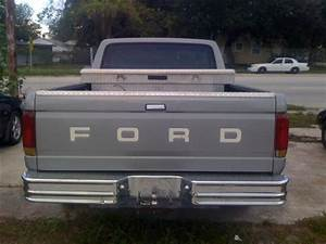 want to buy 87 91 tailgate ford f150 forum community With ford f150 tailgate letters
