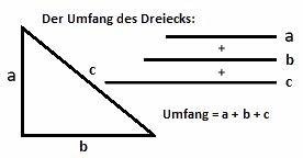 Umfang Dreieck Berechnen : der umfang von quadrat rechteck und parallelogramm ~ Themetempest.com Abrechnung