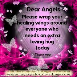 Healing Hugs Quotes and Sayings