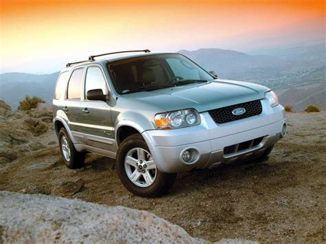 ford escape hybrid review top speed