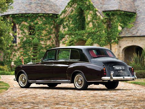 Rolls Royce Limousine by Rm Sotheby S 1972 Rolls Royce Phantom Vi Limousine By