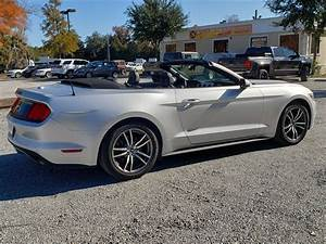Pre-Owned 2016 Ford Mustang EcoBoost Premium 2D Convertible in Beaufort #T222503 | Butler Auto Group