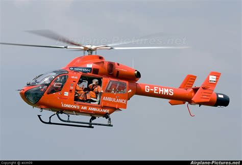 G-EHMS - London Helicopter Emergency Medical Services MD ...