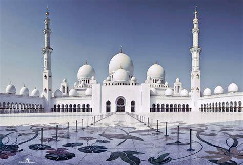 Abu Dhabi Mosque Wallpaper by Abu Dhabi Grand Mosque Hd Wallpapers Fashionip