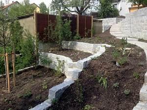 Garten Hanglage Begradigen : stein badura ~ Markanthonyermac.com Haus und Dekorationen
