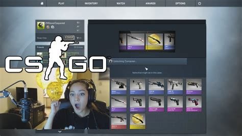 butterfly knife unboxing cs go