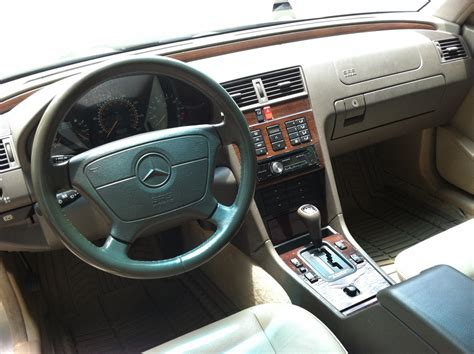 Mercedes chrome interior dash/ac vent trim molding w/5yr wrnty 1 (fits: 1995 Mercedes-Benz C-Class - Pictures - CarGurus