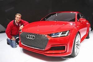 Audi Saint Witz : audi tt sportback paris 2014 sitzprobe ~ Gottalentnigeria.com Avis de Voitures