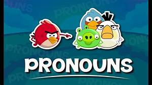 Pronouns For Kids | English Grammar For Kids with Elvis ...