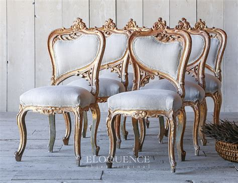 Beautiful Dining Room Chairs 6 beautiful vintage dining room chairs