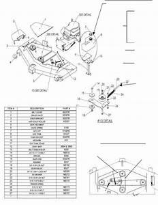 Swisher Mower Parts Diagram