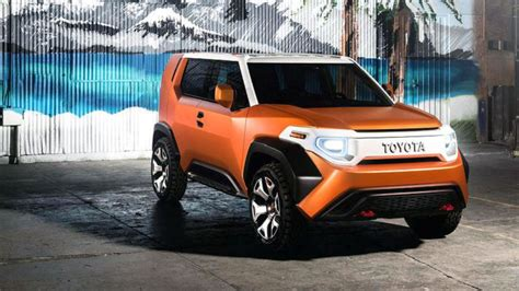 2019 Toyota Ft 4x Pictures Price In Usa Production
