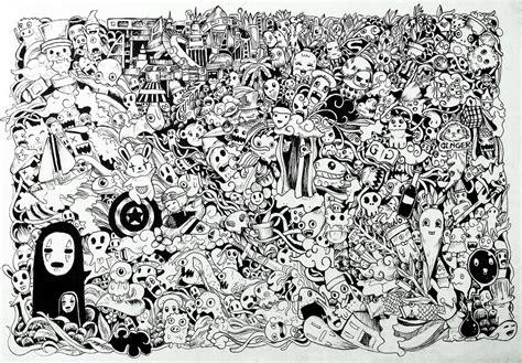 Doodle Art By Tieuvo On Deviantart