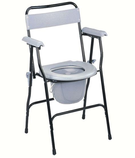 chaise toilette eks commode chair buy eks commode chair at best prices in