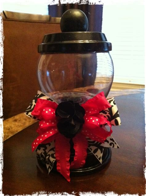 gumball machine made of clay pots glass bowl it of advice spray paint at a