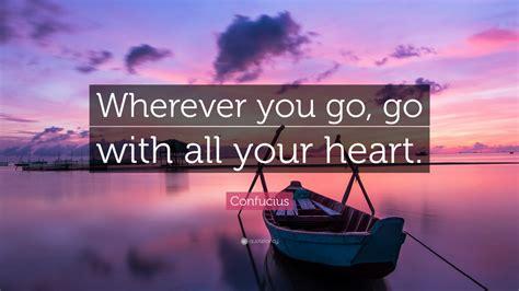 confucius quote        heart