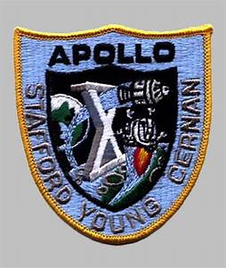 Apollo 10 Mission Patch | National Air and Space Museum