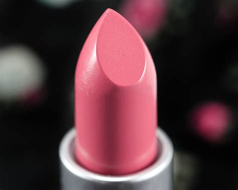 pink plaid mac lipstick mac pink plaid and chatterbox lipstick review swatches