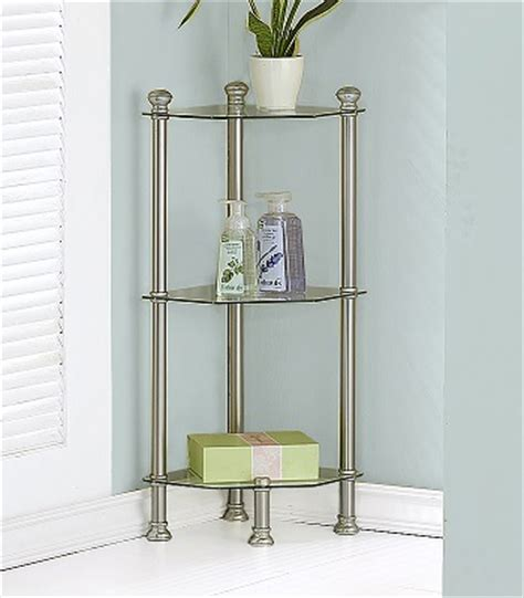 Corner Etagere Bathroom by Small Corner Etagere In Bathroom Shelves