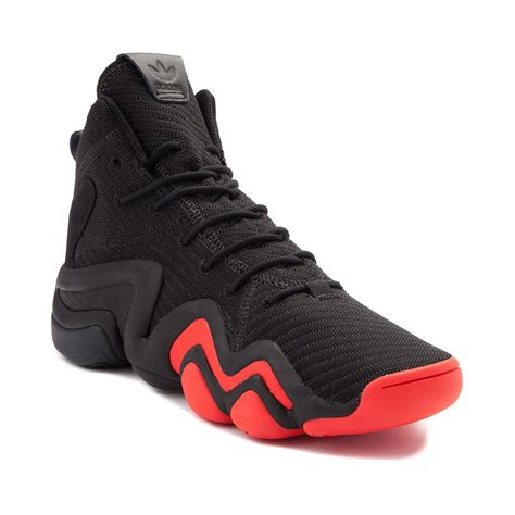 Mens Adidas Crazy 8 Athletic Shoe  Black 436555