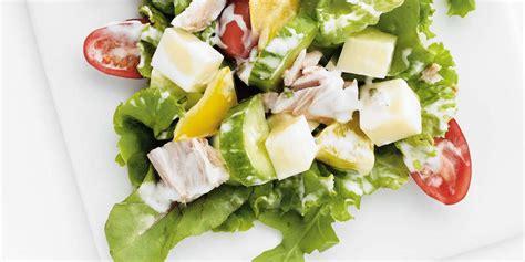 recette salade au fromage bleu facile jeux 2 cuisine