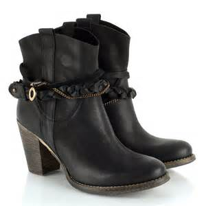 womens boots uk lewis daniel black tocano s ankle boot