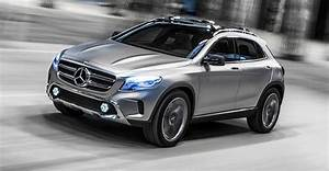 Nouveau Mercedes Gla : mercedes concept gla la classe a se d cline de nouveau ~ Voncanada.com Idées de Décoration