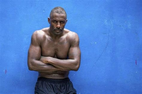 Idris Elba, El Famoso Actor Reconvertido A 'fighter
