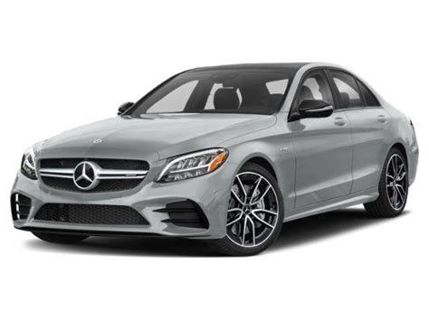 Explore the amg c 43 sedan, including specifications, key features, packages and more. New 2020 Mercedes-Benz AMG C 43 4MATIC Sedan | Iridium ...