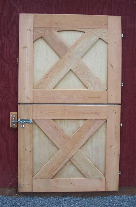 build   dutch barn door  projectsatobn