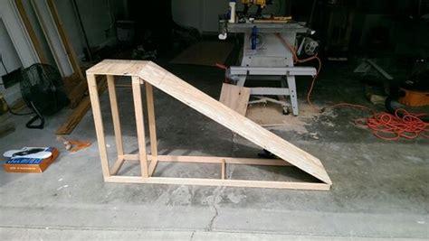 dog ramp frames  dogs  pinterest