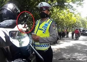 Video Razia Motor Polisi Langsung Cabut Kunci Kontak  Apa