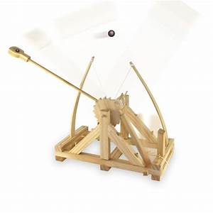 Katapult Selber Bauen : catapulte de bureau l onard de vinci 24 95 ~ Yasmunasinghe.com Haus und Dekorationen