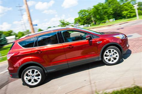 2014 Escape Titanium by 2014 Ford Escape Reviews And Rating Motor Trend