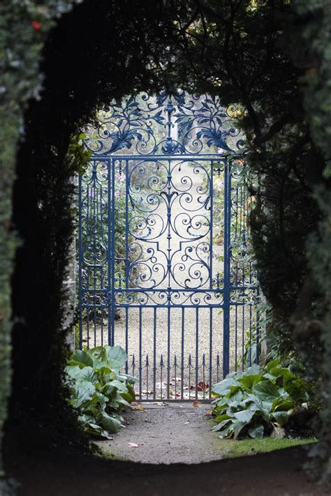 garden gate design 10 iron entryways with curb appeal