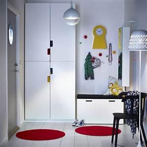 Vestiaire D Entrée Ikea : vestiaire pour entree ikea ~ Teatrodelosmanantiales.com Idées de Décoration