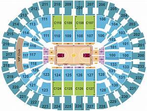 Quicken Loans Seating Chart Cirque Du Soleil Tickets Seating Chart Rocket Mortgage