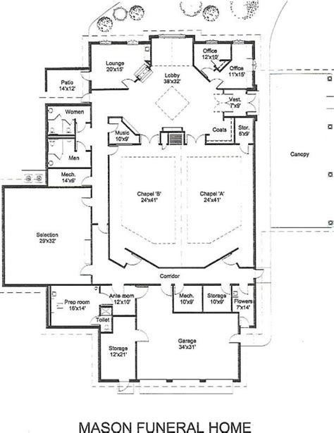 Home Design Tips Pdf by 25 Best Of Funeral Home Floor Plans Funeral Home Floor