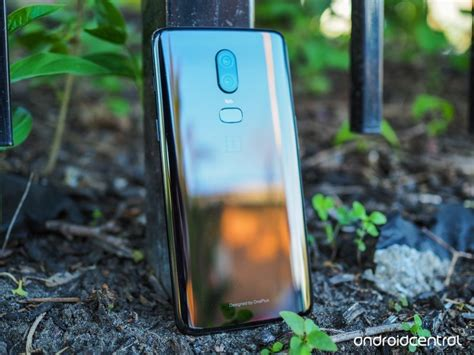 oneplus 6 review the matter is settled android central