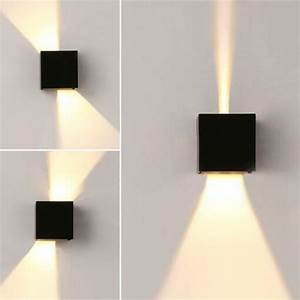 Up And Down Lights : buy ip65 cube adjustable surface mounted outdoor led lighting led outdoor wall ~ Whattoseeinmadrid.com Haus und Dekorationen