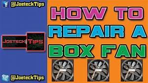 Box Fan Wiring Diagram
