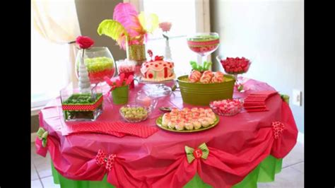 table decoration ideas for parties home birthday party table decoration ideas doovi