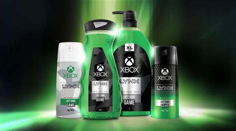 xbox lanza una linea de geles de bano  productos de