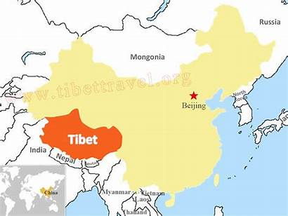 Tibet China Clearing Thoughts Southwestern Frontier