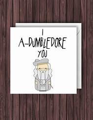 Harry Potter Birthday Card Ideas