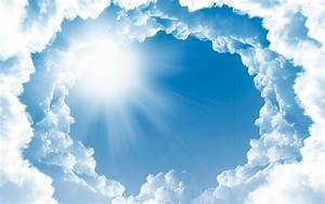 Clouds, Frame, Blue, Sky, Creative, Background, With, Clouds, -, Cloud, -, 3840x2400, Wallpaper