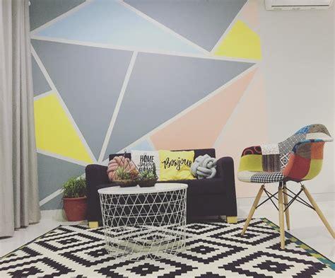 cat ruang tamu kecil desainrumahidcom
