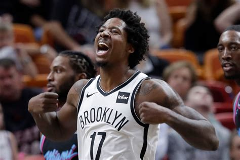 nets ed davis  surprise quiet leader    stay