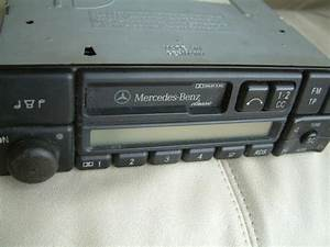 Original Mercedes Teile : original mercedes autoradio mit kassettenrekorder made in ~ Kayakingforconservation.com Haus und Dekorationen