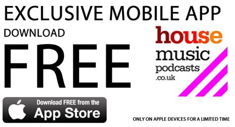 House Music App Free Download